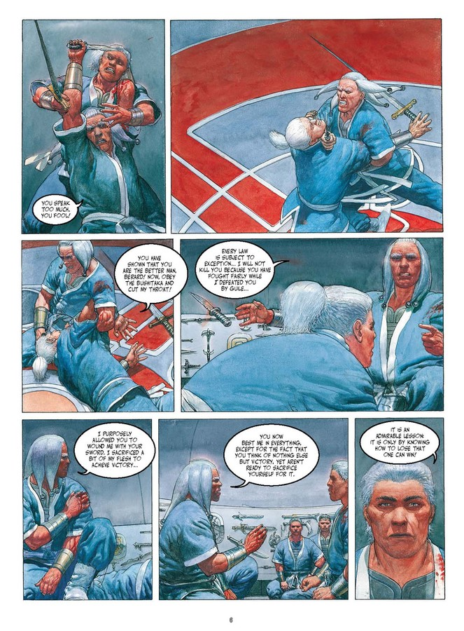 Excerpt 3 : Metabarons Genesis: Castaka - Digital Comic #1 : The First Ancestor