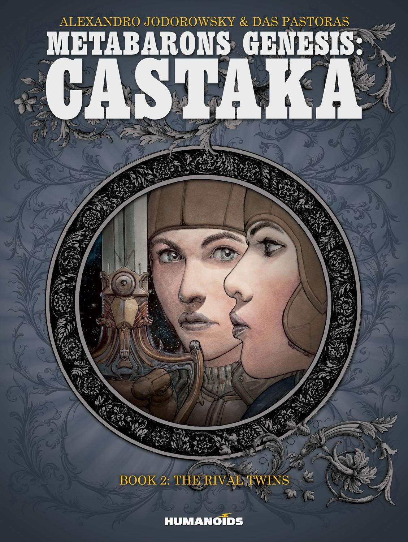 Metabarons Genesis: Castaka #2 : The Rival Twins - Digital Comic