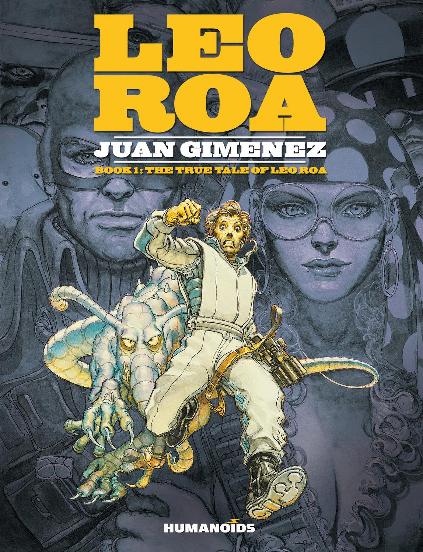 Leo Roa #1 : The True Tale of Leo Roa - Digital Comic