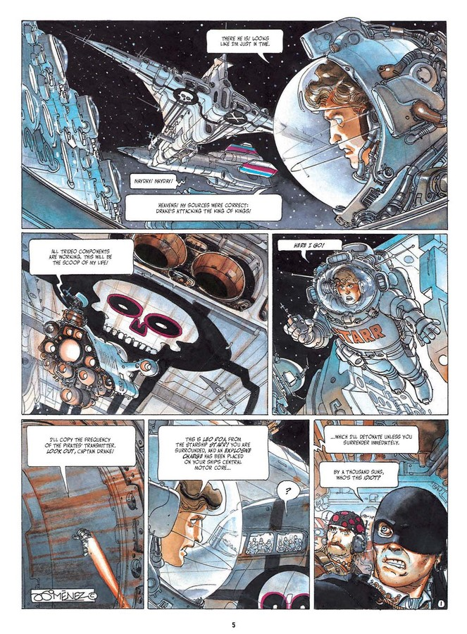 Excerpt 0 : Leo Roa #1 : The True Tale of Leo Roa - Digital Comic