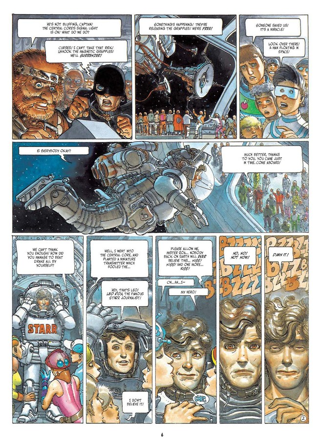 Excerpt 1 : Leo Roa #1 : The True Tale of Leo Roa - Digital Comic