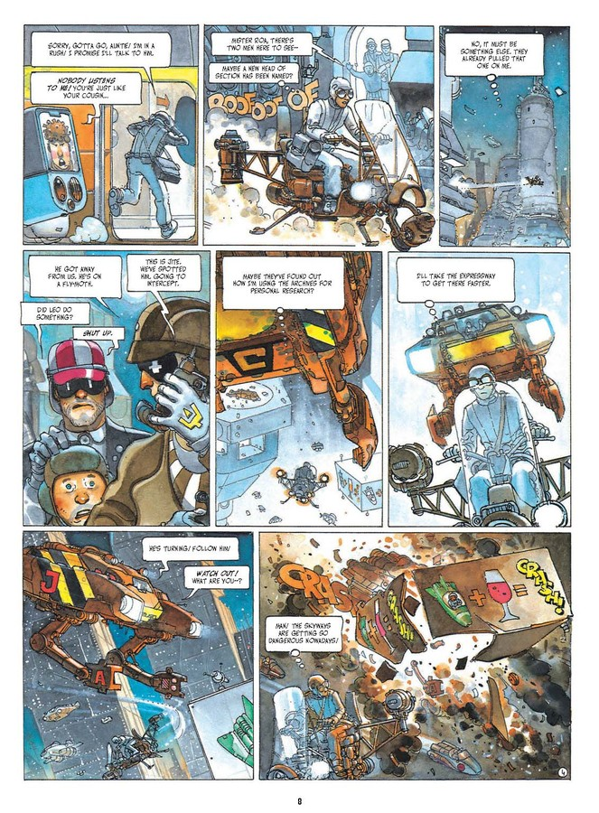 Excerpt 3 : Leo Roa #1 : The True Tale of Leo Roa - Digital Comic