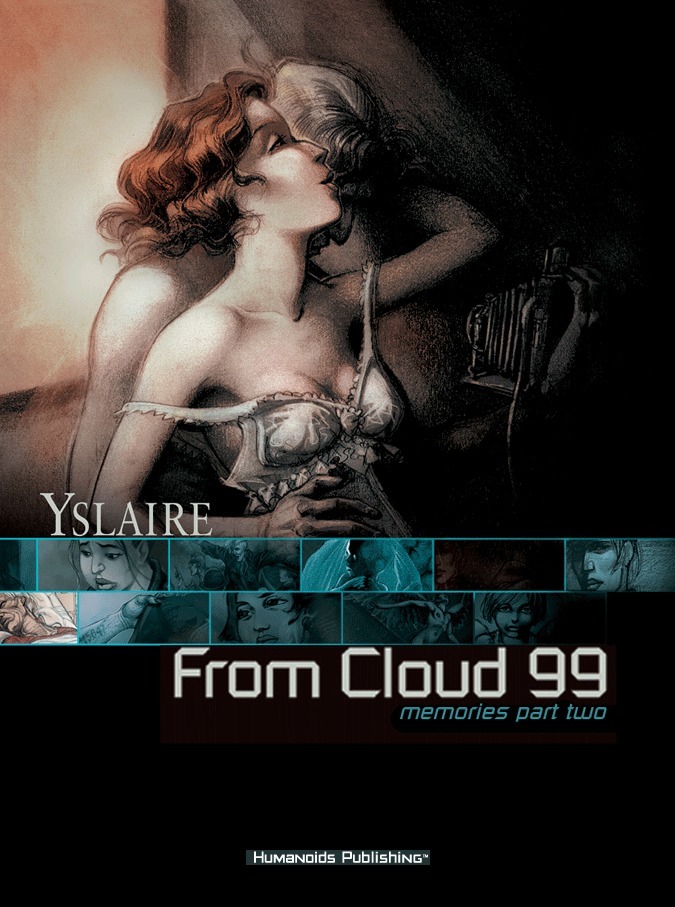 From Cloud 99 - Hardcover Trade #2 : Memories Part II