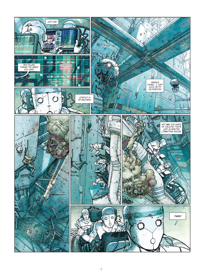 Excerpt 2 : Final Incal - Coffee Table Book : 200 Copies Limited Ultra-Deluxe Edition