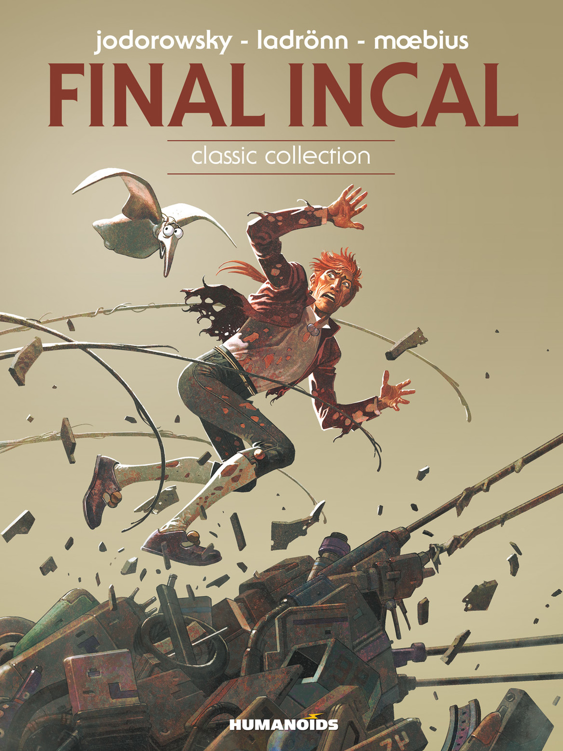 Final Incal : Classic Collection - Oversized Deluxe Edition