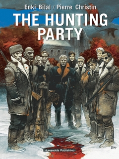 The Hunting Party - Hardcover Album : The Hunting Party