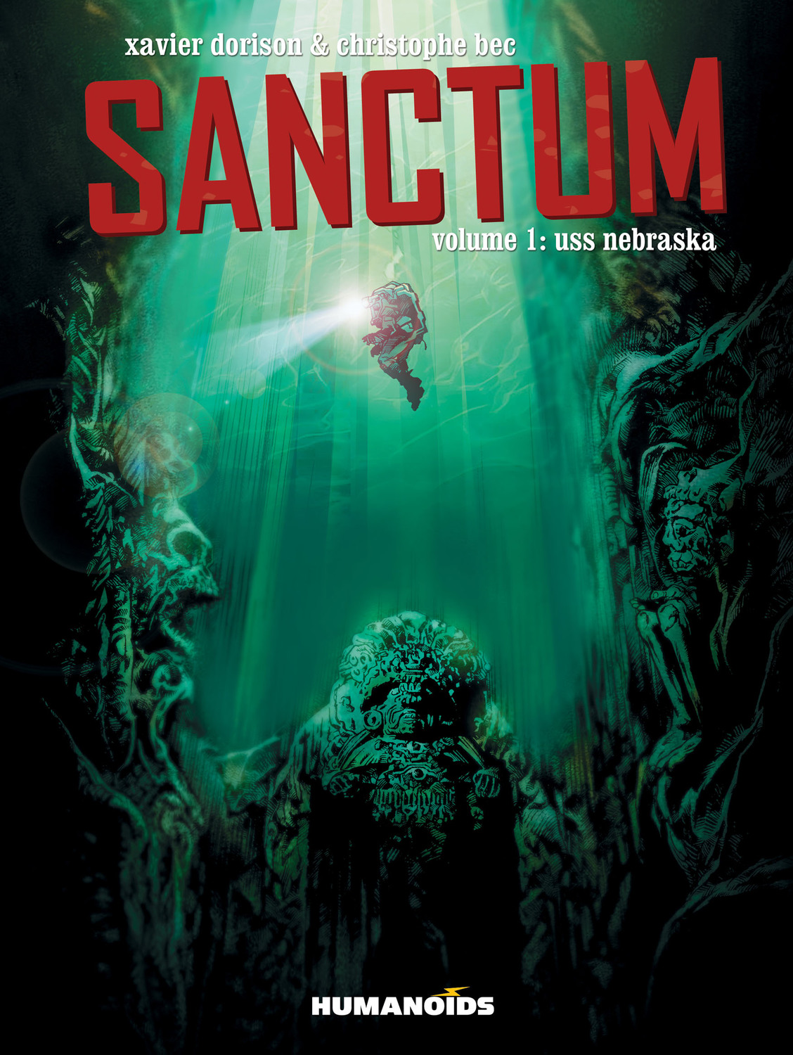 Sanctum #1 : USS Nebraska - Digital Comic