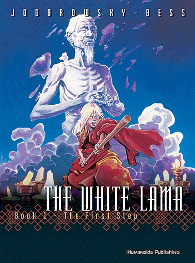 The White Lama - - Hardcover Trade #1 : The First Step
