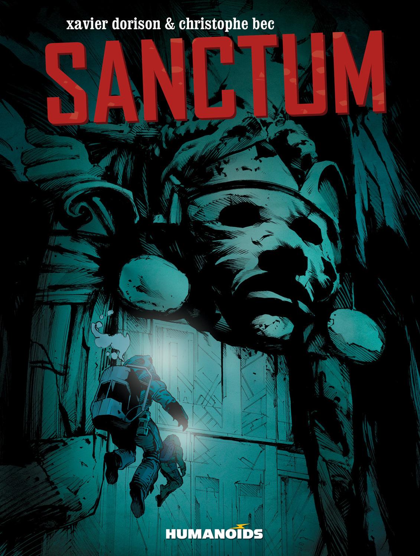Sanctum - Hardcover Trade