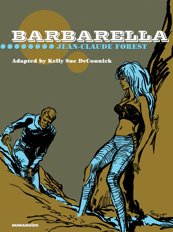 Barbarella - Coffee Table Book (Limited)