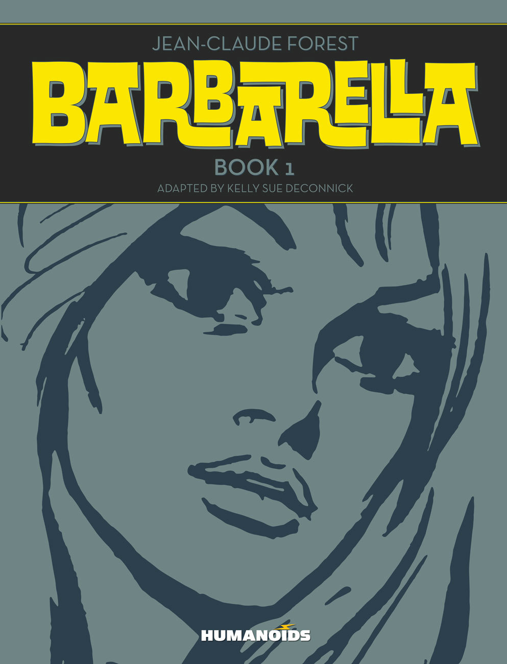 Barbarella #1 : Barbarella - Digital Comic