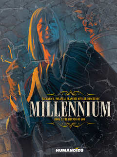 Millennium #1 : The Hounds of God - Digital Comic