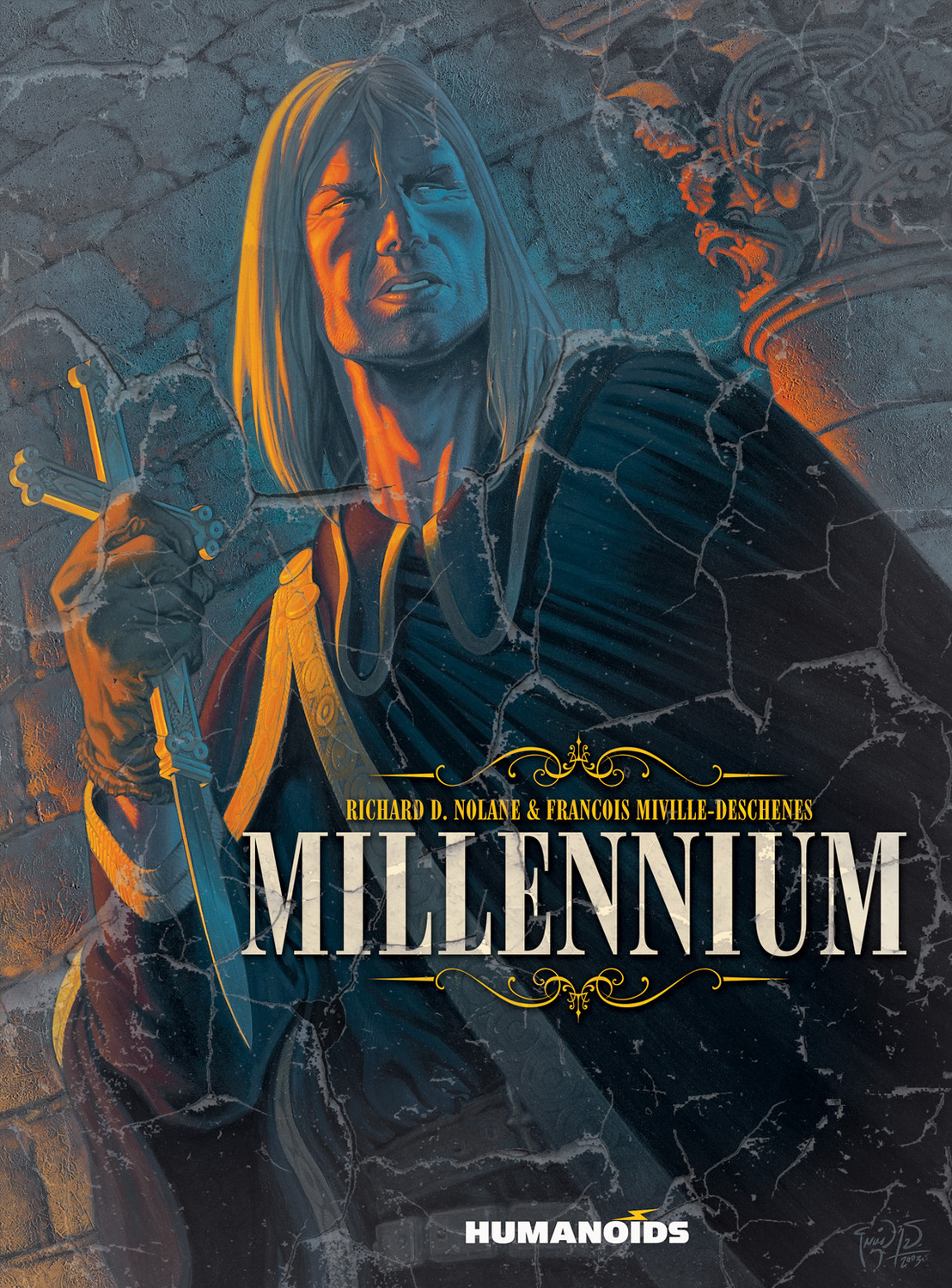 Millennium - Hardcover Trade