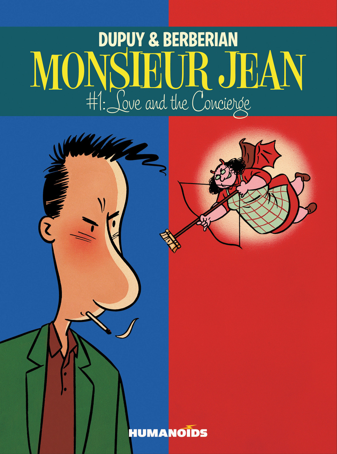 Monsieur Jean #1 : Love and Concierge - Digital Comic
