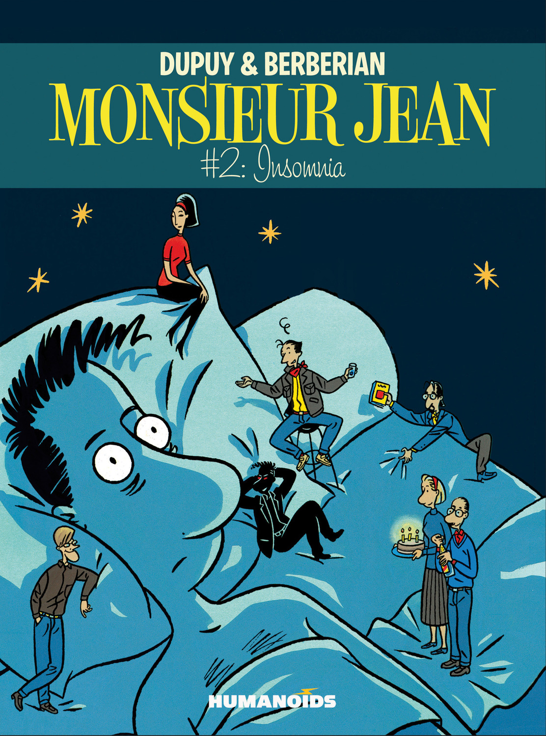 Monsieur Jean #2 : Insomnia - Digital Comic