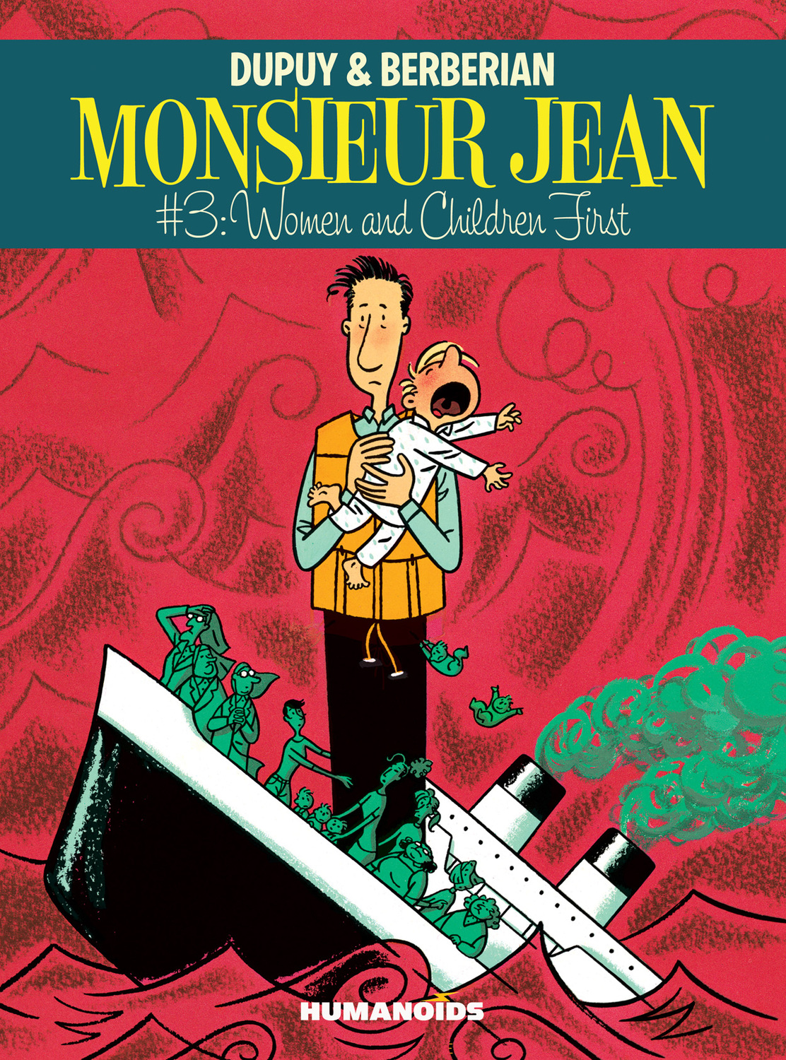 Monsieur Jean #3 : Women and Children First - Digital Comic