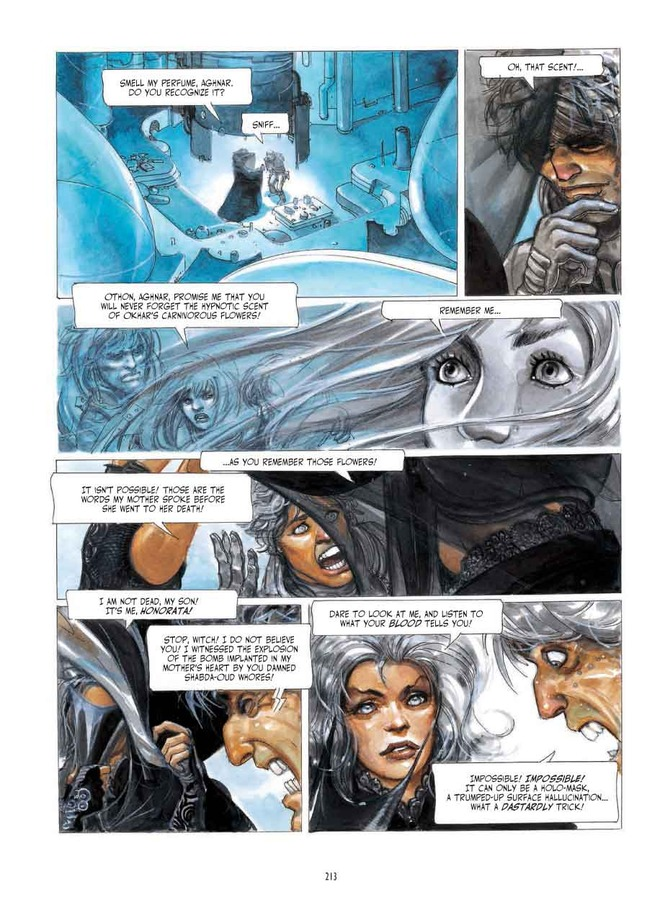 Excerpt 1 : The Metabarons - Hardcover Trade