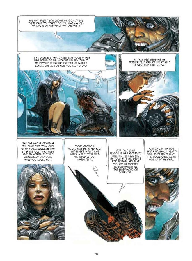Excerpt 2 : The Metabarons - Hardcover Trade