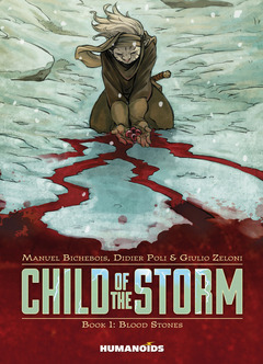 Child of the Storm #1 : Blood Stones - Digital Comic