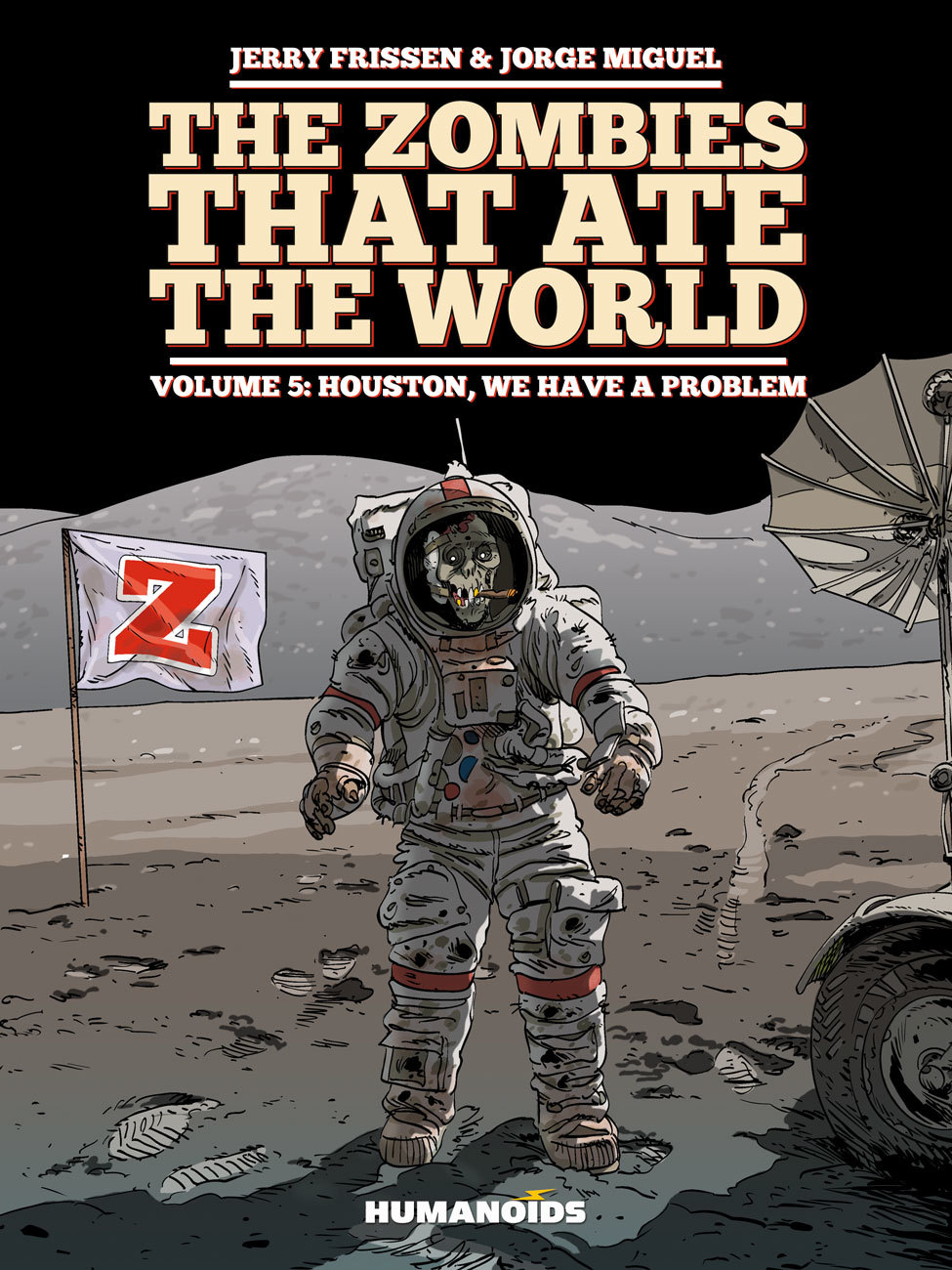 The Zombies that Ate the World #5 : Houston, We Have a Problem - Digital Comic