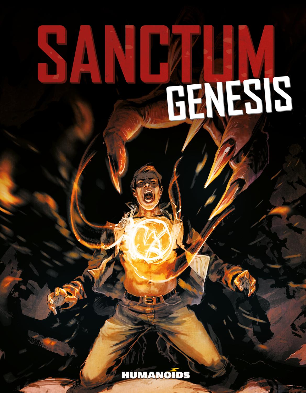 Sanctum Genesis - Hardcover Trade