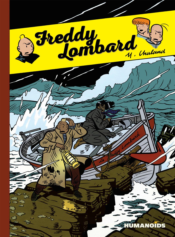 Freddy Lombard - Hardcover Trade