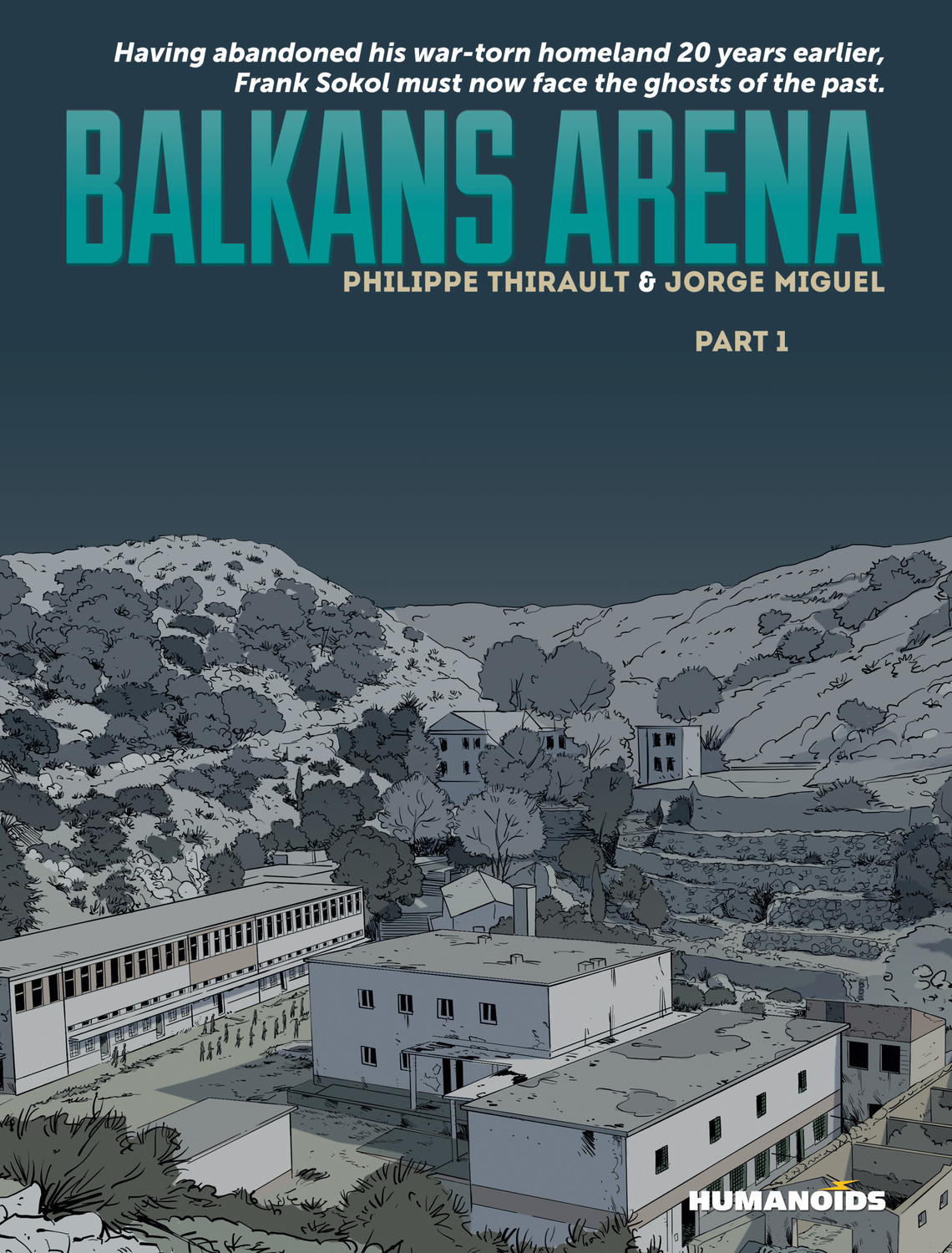 Balkans Arena #1 - Digital Comic