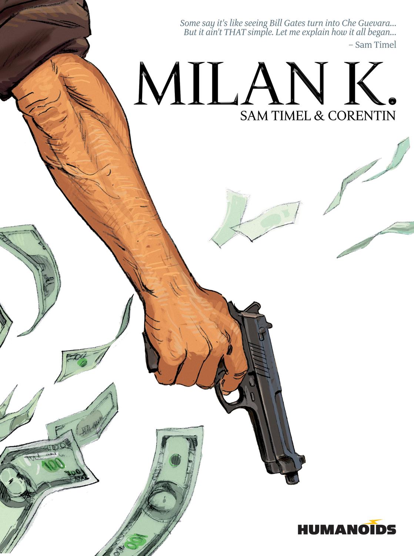 Milan K. - Softcover Trade