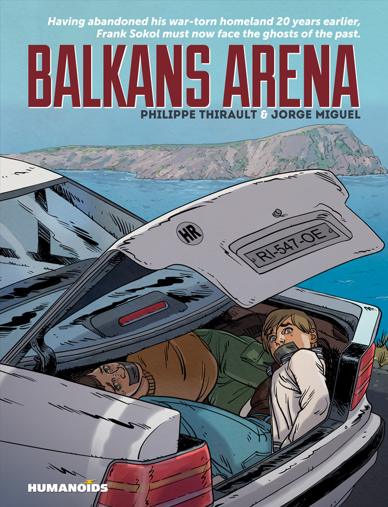 Balkans Arena - Softcover Trade