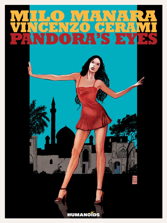 Pandora's Eyes - Oversized Deluxe