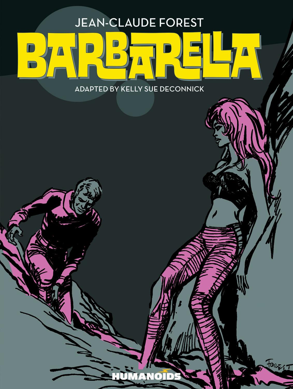 Barbarella - Hardcover Trade
