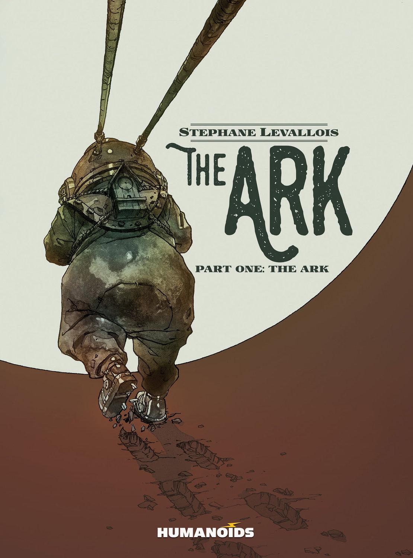The Ark #1 : The Ark - Digital Comic