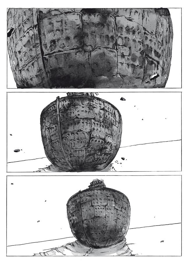 Excerpt 3 : The Ark #1 : The Ark - Digital Comic