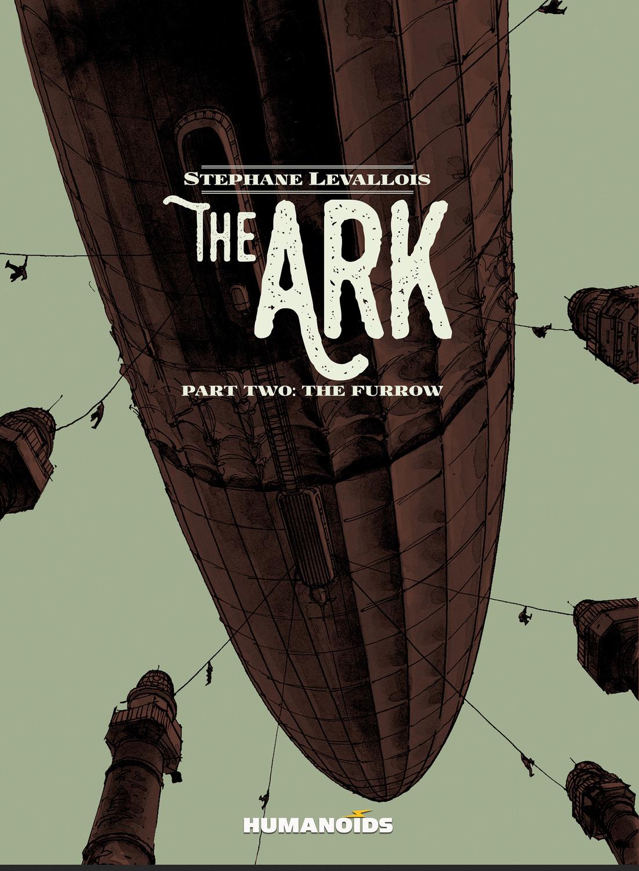 The Ark #2 : The Furrow - Digital Comic