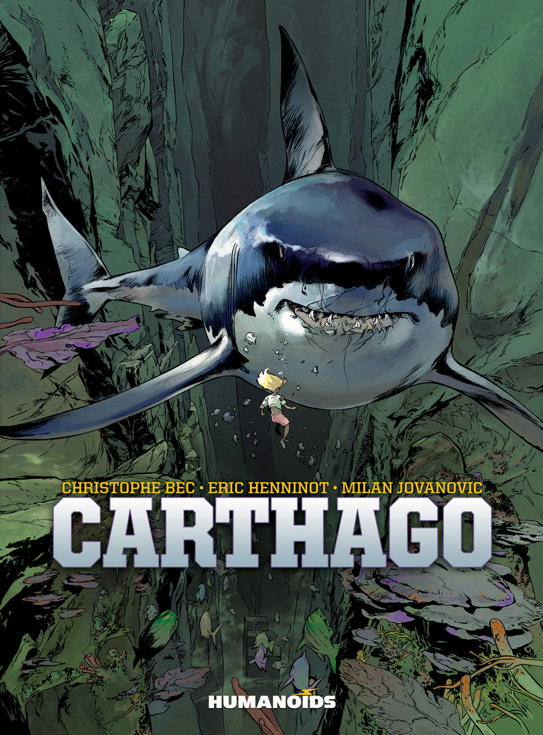Carthago - Hardcover Trade