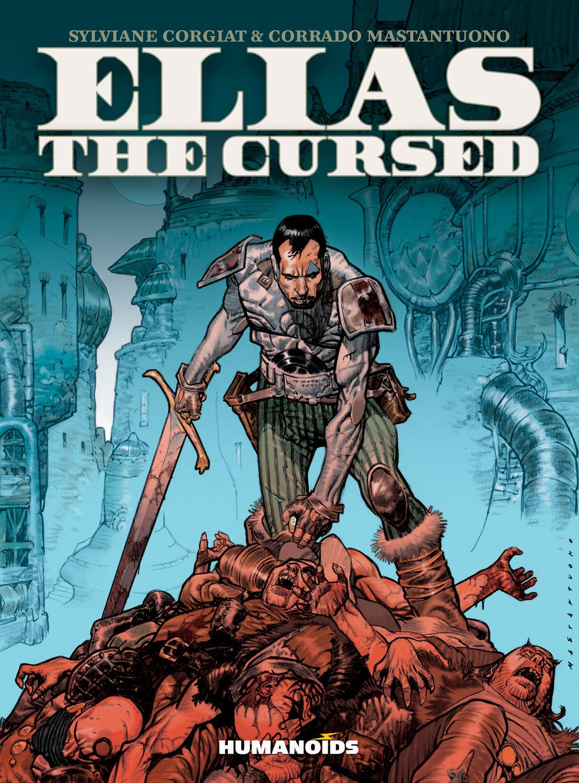 Elias The Cursed - Softcover Trade