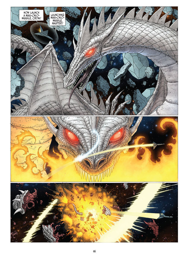 Excerpt 3 : Weapons of the Metabaron - Hardcover Trade