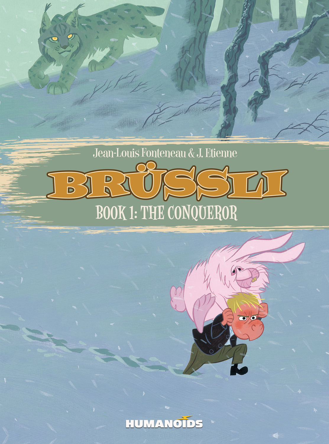 Brussli - Way of the Dragon Boy #1 : The Conqueror - Digital Comic