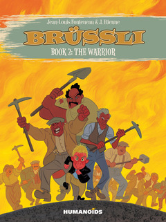 Brussli - Way of the Dragon Boy #2 : The Warrior - Digital Comic