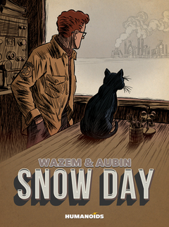 Snow Day - Softcover Trade