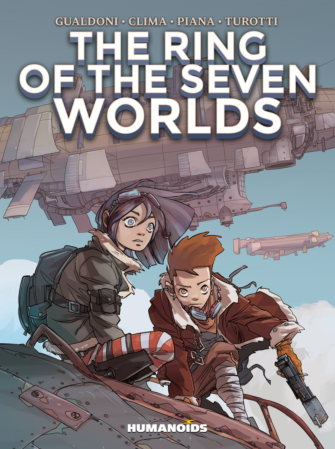 The Ring of the Seven Worlds - Softcover Trade