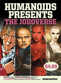Humanoids Presents: The Jodoverse - Softcover Trade
