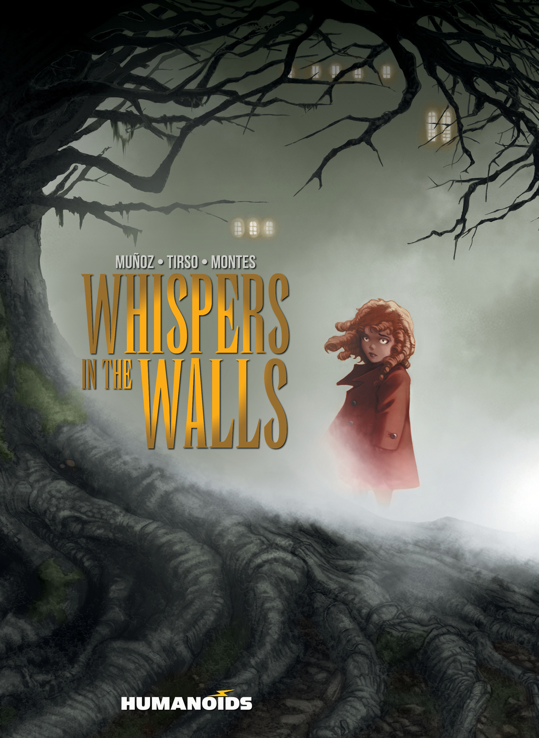 Whispers In The Walls - Slightly Oversized