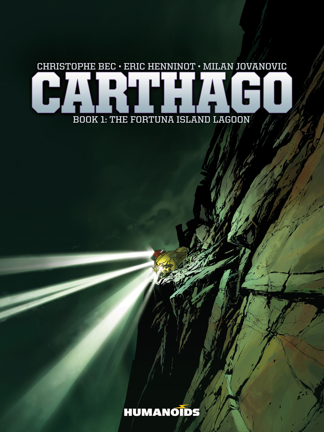Carthago #1 : The Fortuna Island Lagoon - Digital Comic