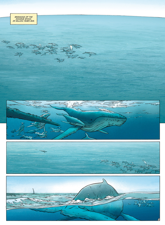 Excerpt 0 : Carthago #1 : The Fortuna Island Lagoon - Digital Comic