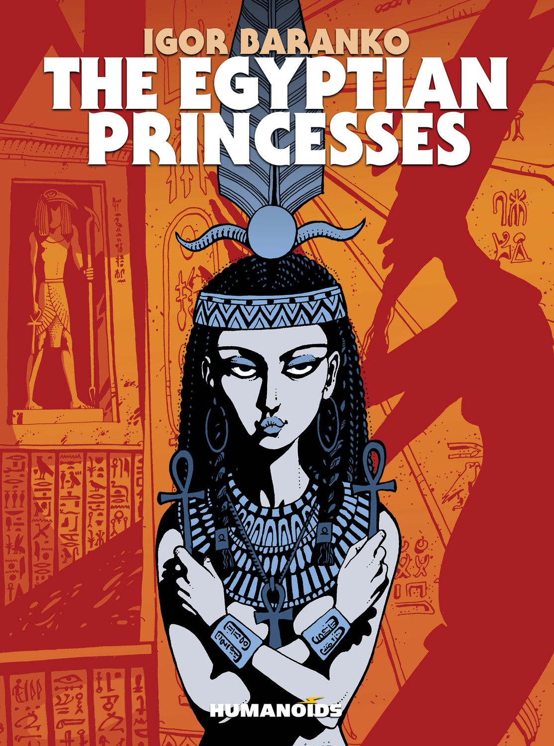 The Egyptian Princesses  - Softcover Trade
