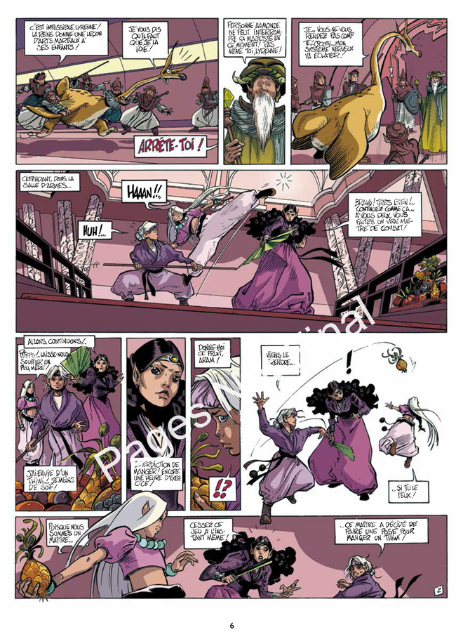 Excerpt 1 : The Magical Twins - Oversized Deluxe
