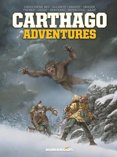 Carthago Adventures - Hardcover Trade
