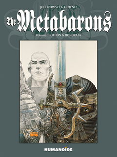 The Metabarons #1 : Othon & Honorata - Softcover Trade