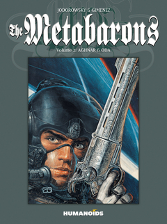 The Metabarons #2 : Aghnar & Oda - Softcover Trade